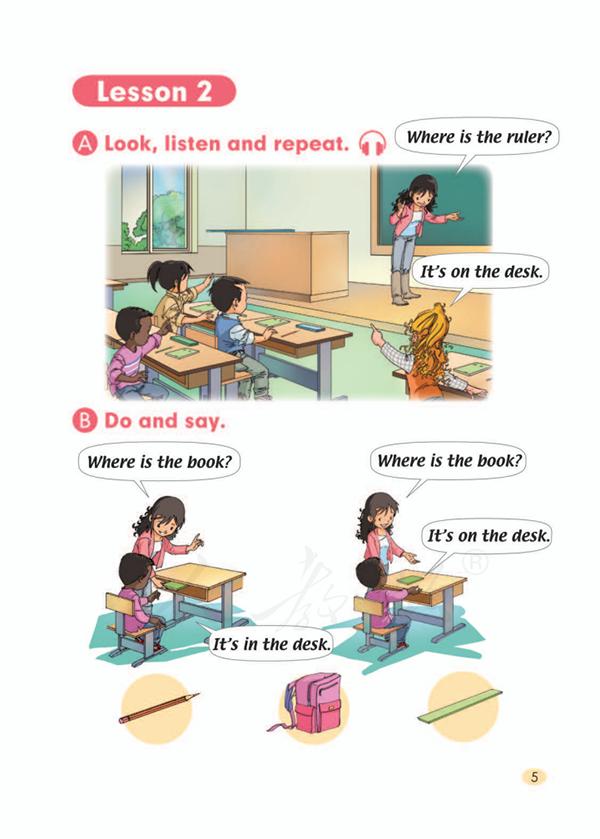 """人教版(起点)小学英语一年级下册电子课本教材""""/"""