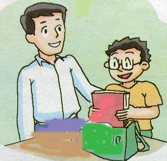 第一学期沪教版二年级英语期末试题